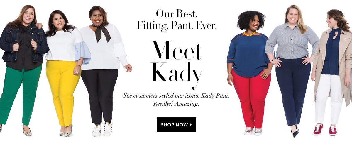 Shop Kady Fit Pants
