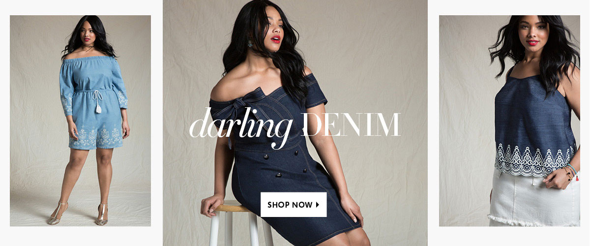 Shop Denim and Chambray
