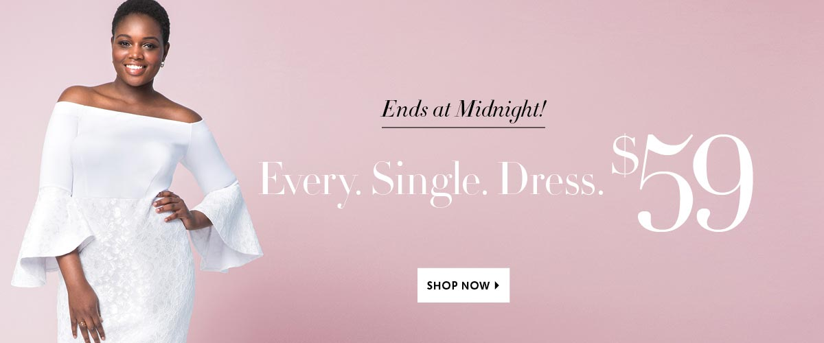 Every Single Dress $59