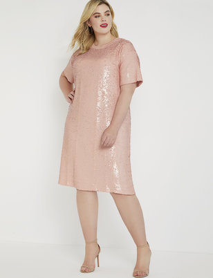 Plus Size Party Dresses | ELOQUII
