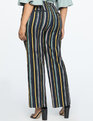 Stripe Wide Leg Pant Small Wonder Stripe