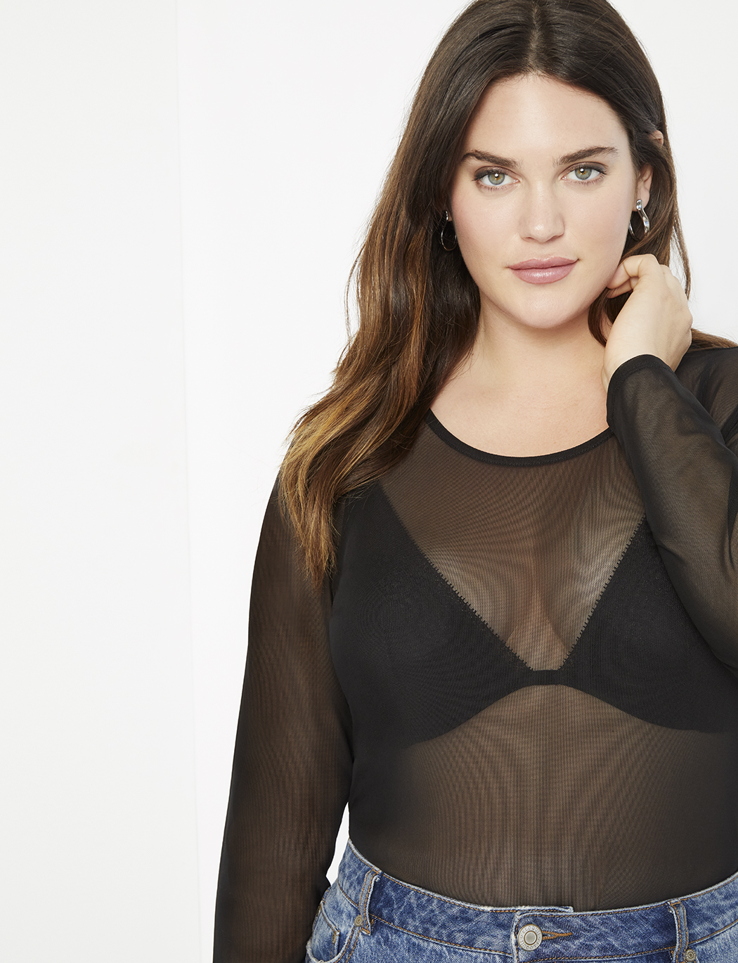 How to Wear a Mesh Bodysuit How to Wear a Mesh Bodysuit new pictures