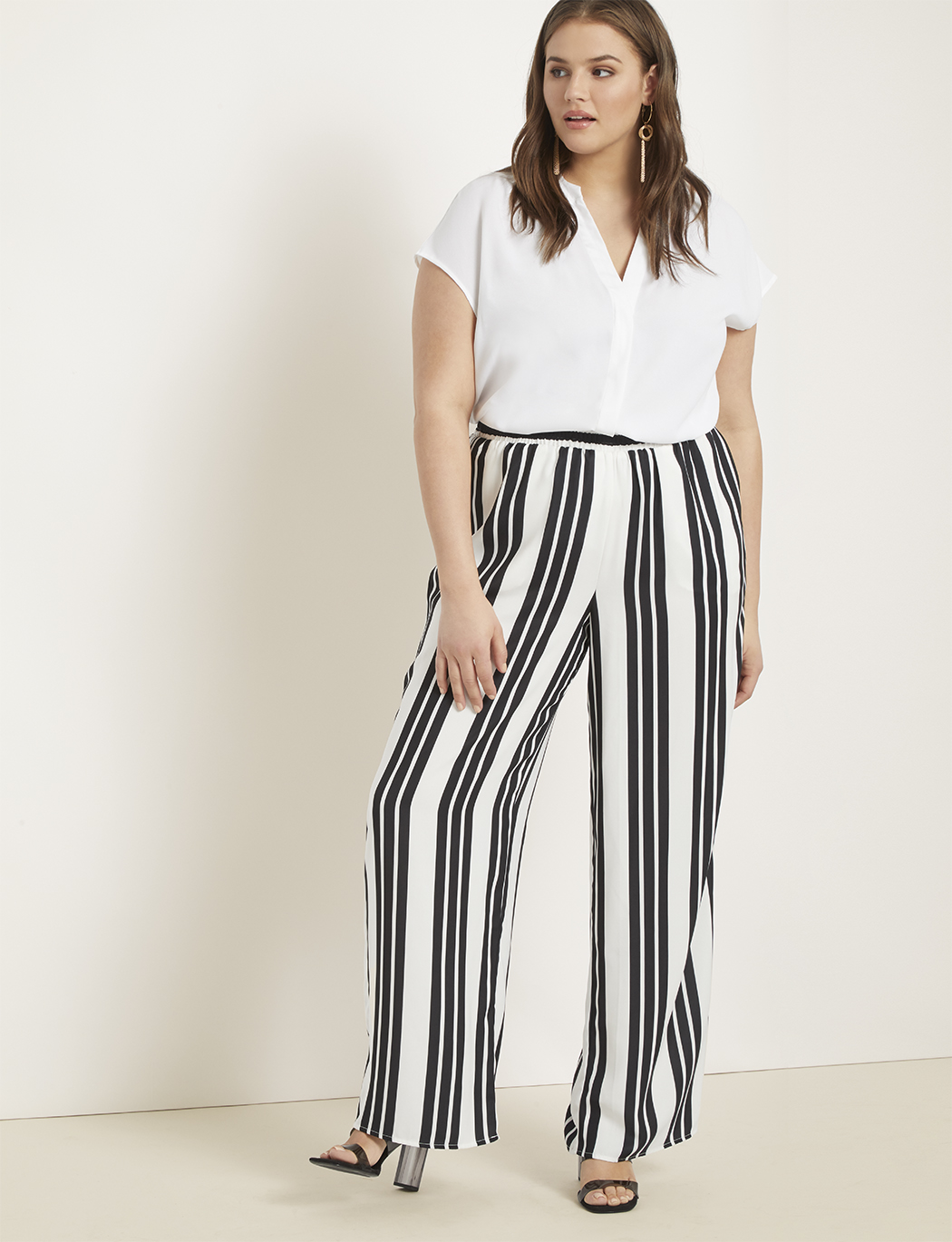 Stripe Soft Pant 19