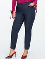 Kady Fit Double-Weave Pant Classic Navy