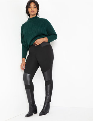 Miracle Flawless Moto Legging