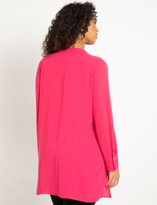 Notch Collar Tunic