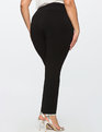 9-to-5 Stretch Pintuck Pant Black