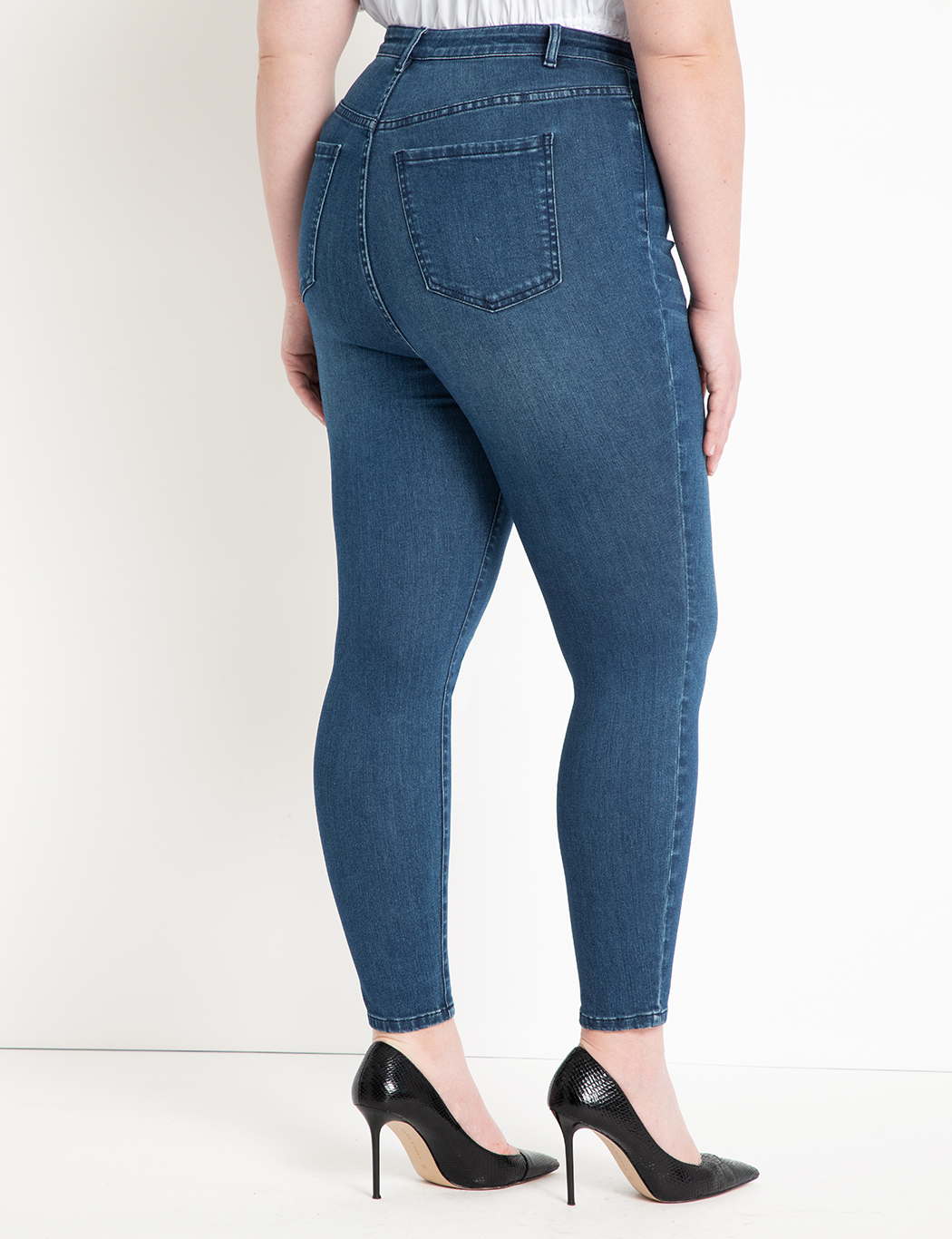 Goldie High Rise Skinny Jean