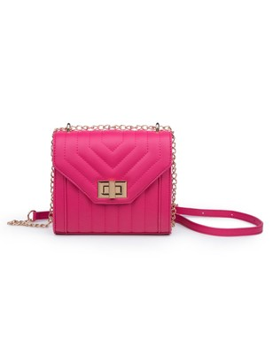 Quilted Crossbody - Extended Length
