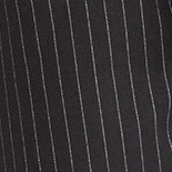 Black and White PInstripe