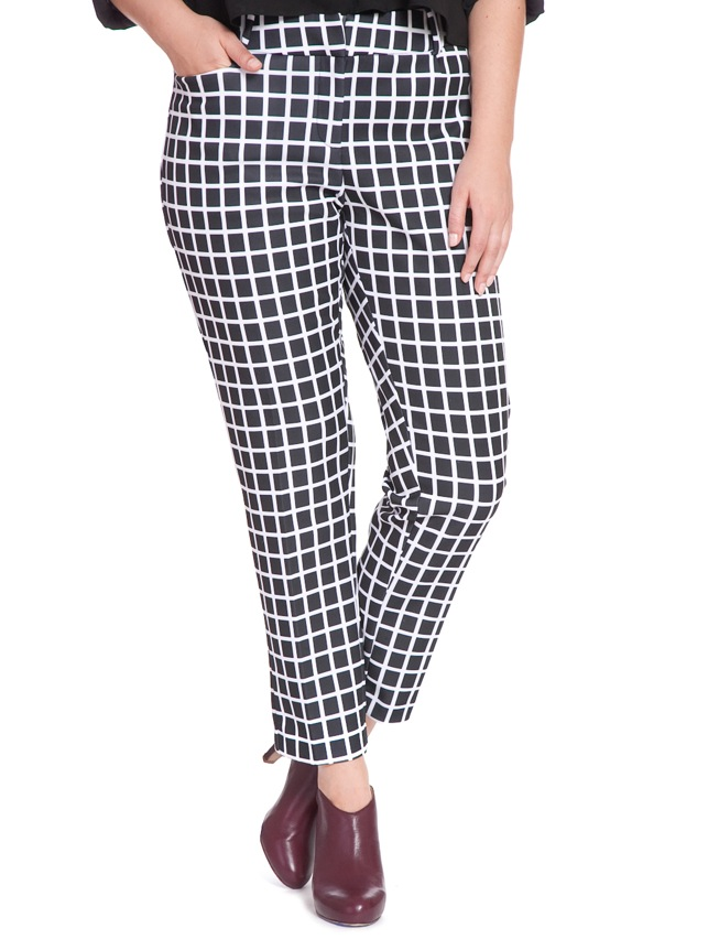 Kady Fit Printed Neoprene Pant