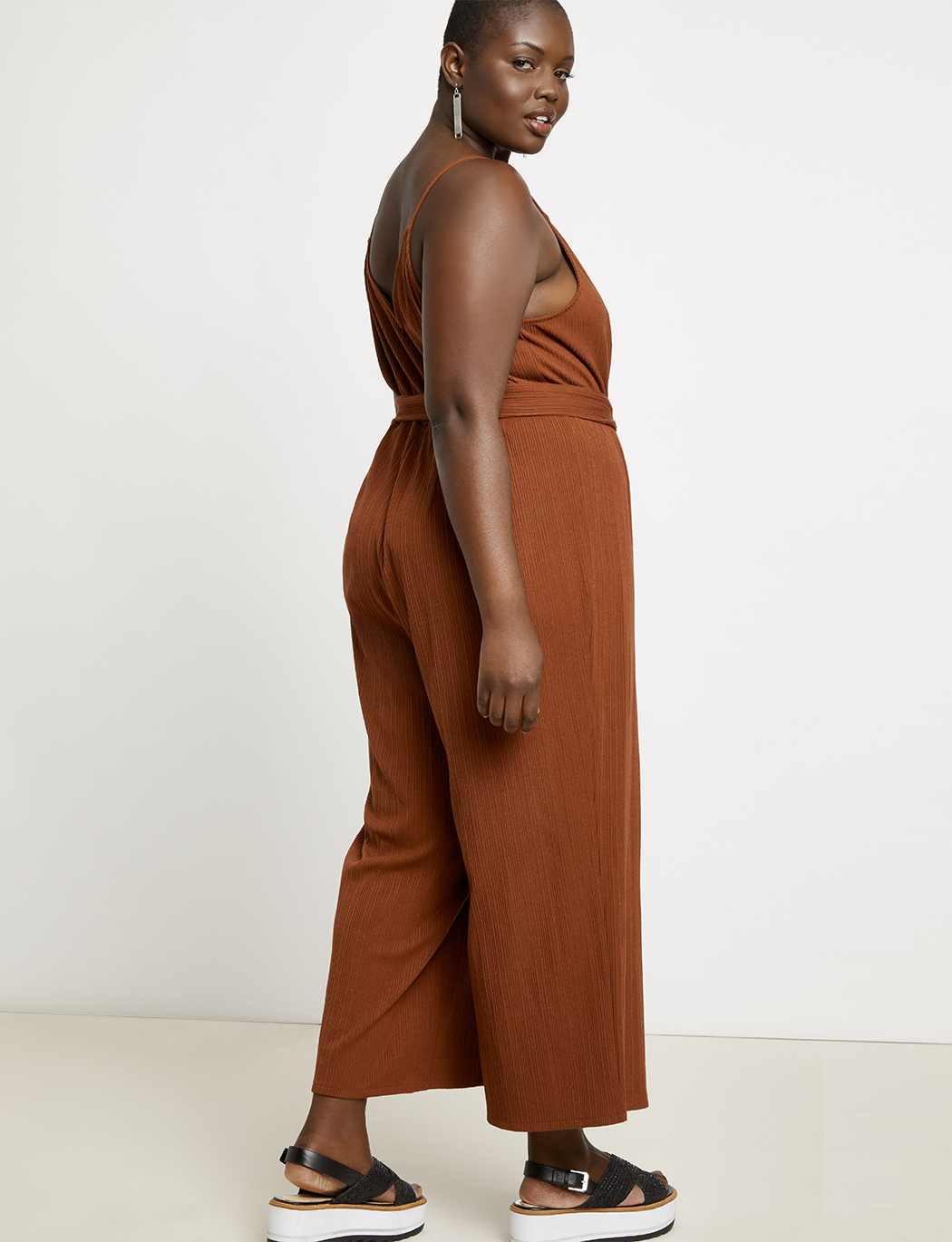 67be32877aba Wide Leg Jumpsuit Cover-up