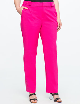 Sam Double-Weave Pant