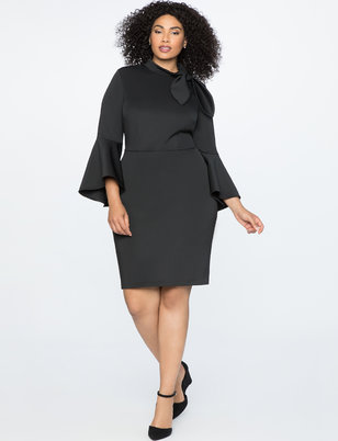 Plus Size Funeral Dresses