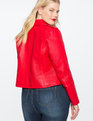 Moto Jacket Jester Red