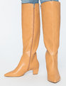 Dominique Tall Boot Camel