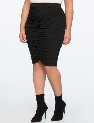 Ruched Miracle Skirt