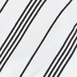 Totally Black and White Stripe