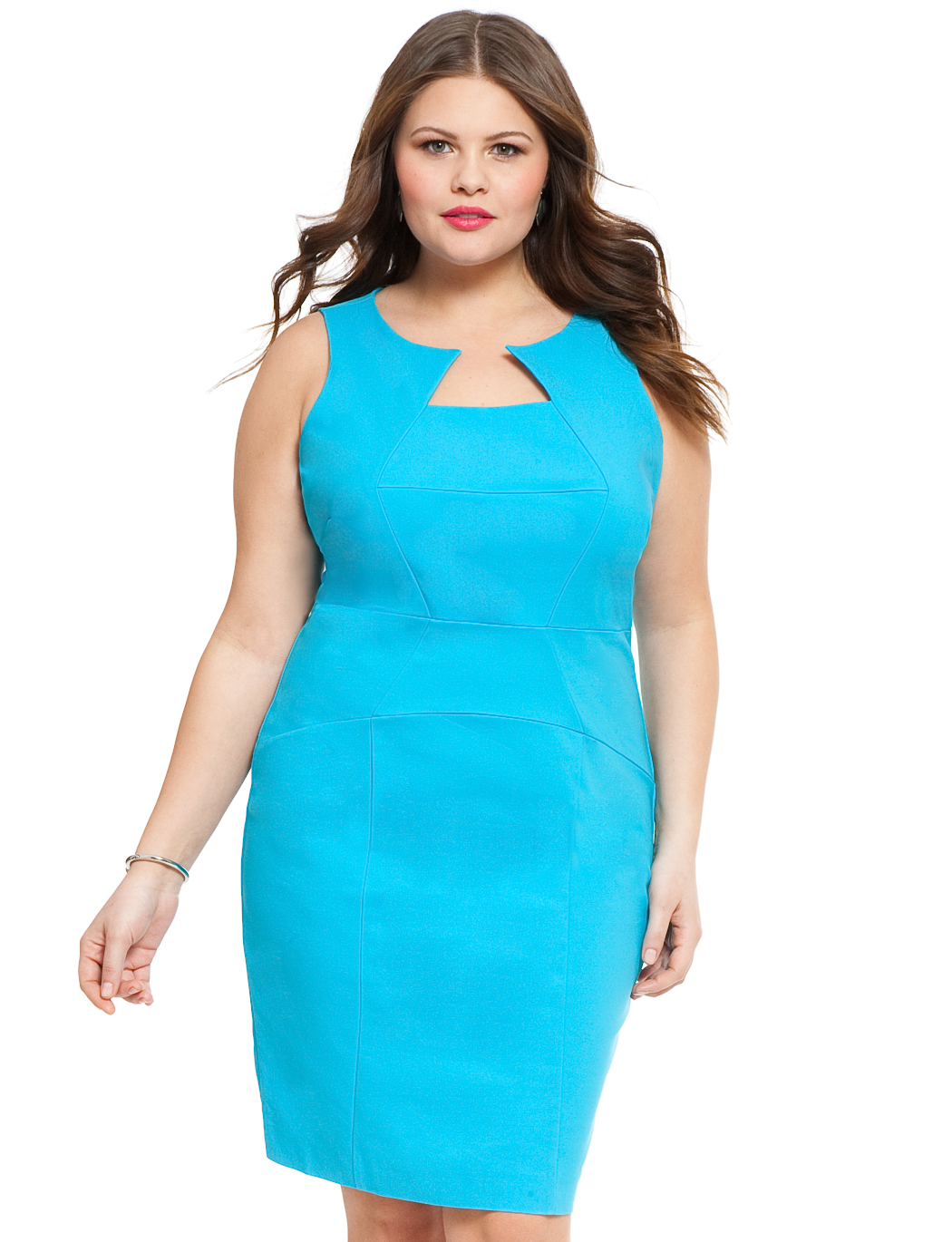 Brandi Sheath Dress | Women\'s Plus Size Dresses | ELOQUII