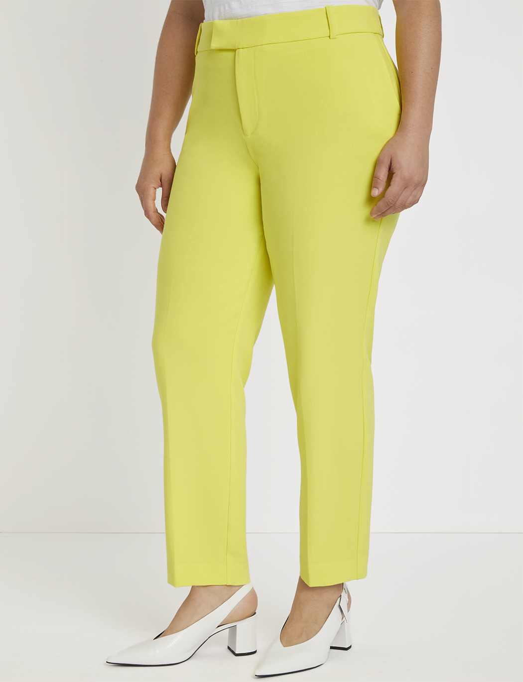 Tailored Ankle Trouser