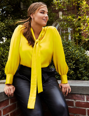 Plus Size Tops: Blouses & Shirts | ELOQUII