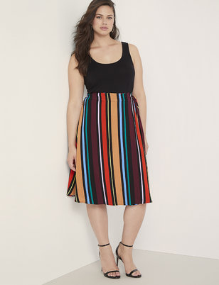 3f85880e4 Plus Size Skirts: Midi, Maxi, More | ELOQUII
