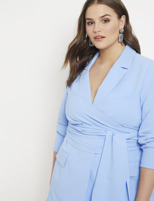 12e5836f323 Plus Size Work Clothes  Office Styles