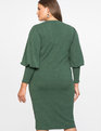 Iconic Puff Sleeve Dress Sycamore