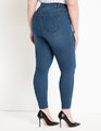 Goldie High Rise Skinny Jean Medium Wash