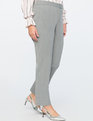 Premier Bi-Stretch Work Pant Heather Grey