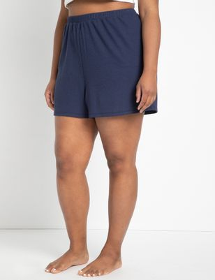 Relaxed Textured Short