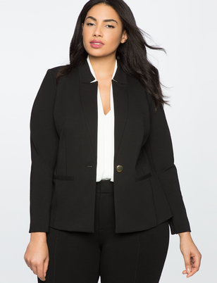 c0317ac9e34 9-to-5 Stretch Work Blazer ...