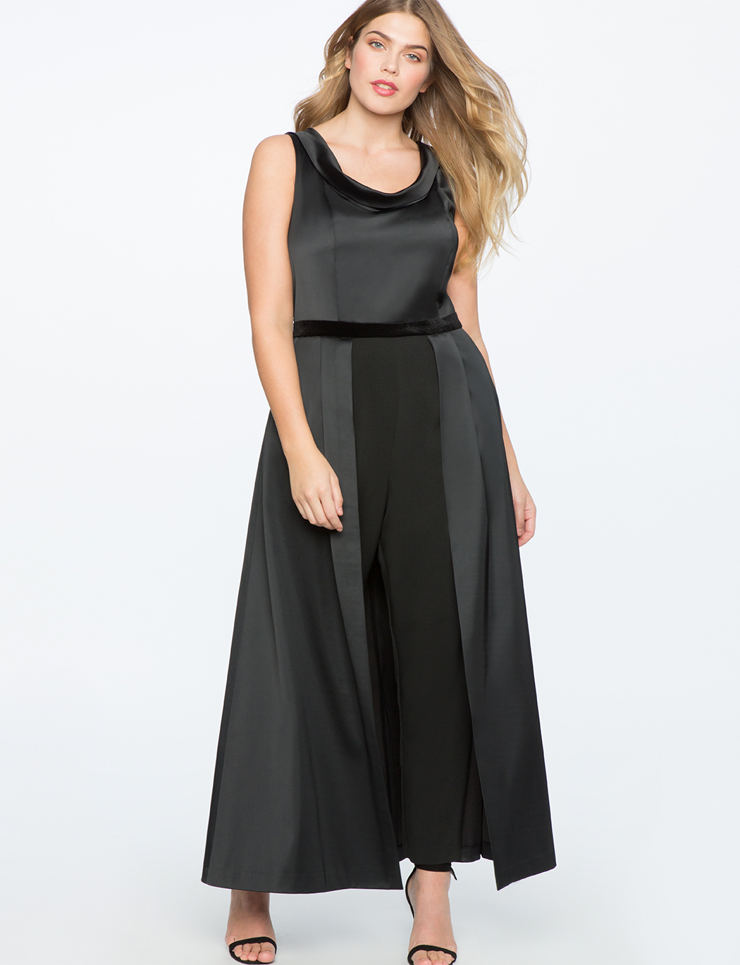 Jumpsuit with Skirt