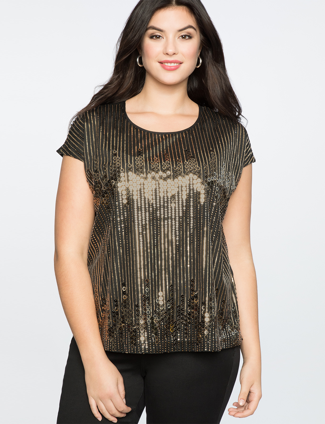 b07878790b0 Sequin Top