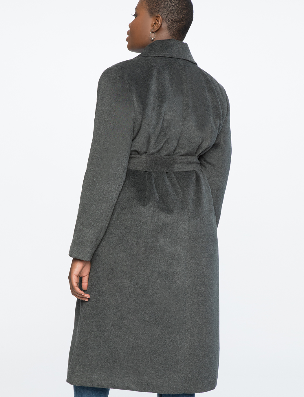 Premier Wrap Robe Coat