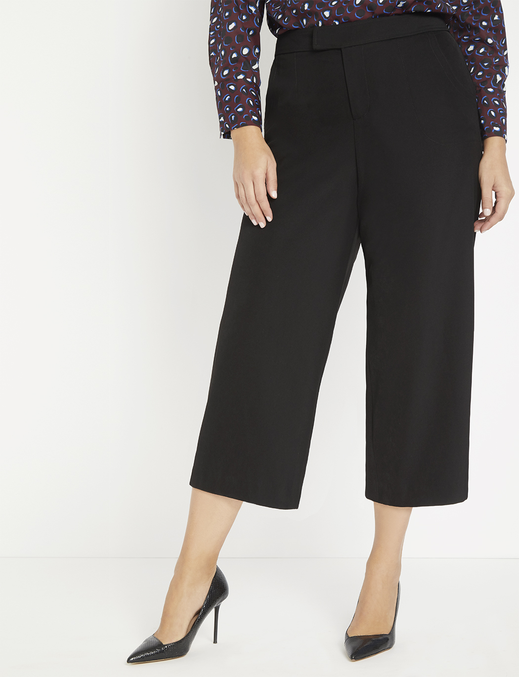 Culotte with Pockets