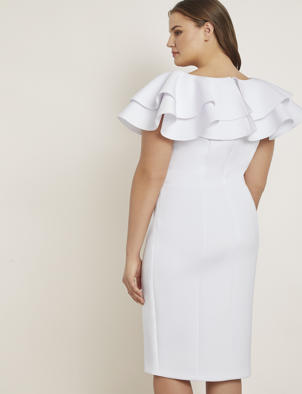 Triple Ruffle Dress