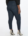 Goldie High Rise Skinny Jean Dark Wash
