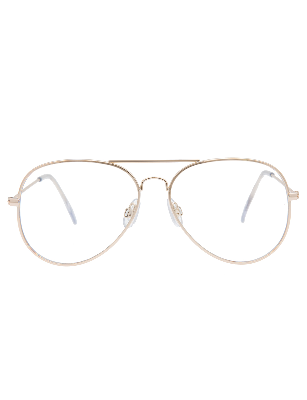 69f91d5ea83d Gold Rimmed Glasses | Women's Plus Size Accessories | ELOQUII