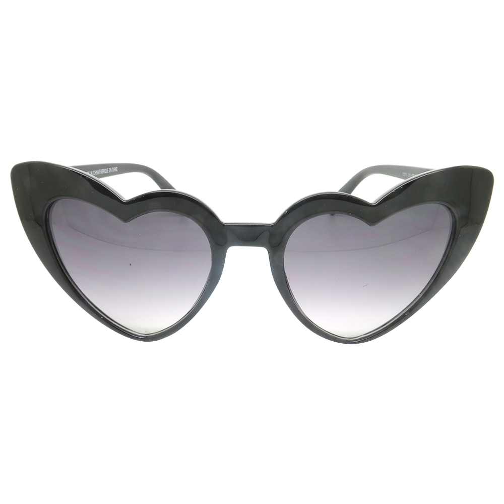 Winged Heart Shaped Sunglasses