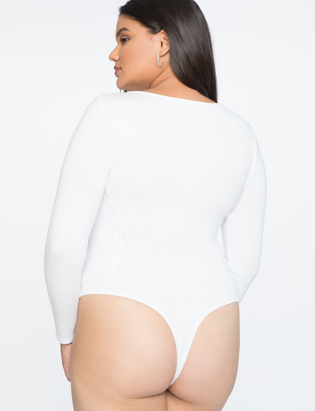 V-Neck Bodysuit