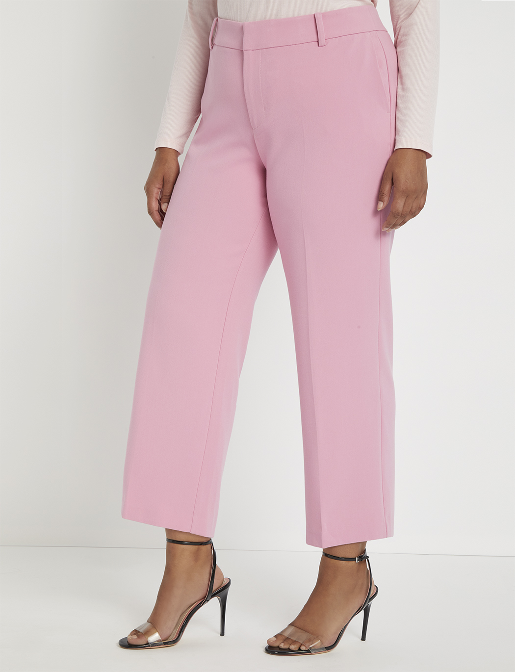 Straight Leg Ankle Pant
