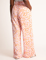 Printed Paperbag Waist Pant Seeking Dots