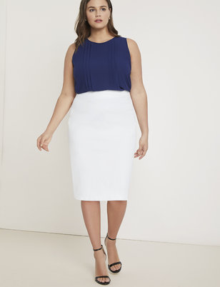 Premier Slim Pencil Skirt