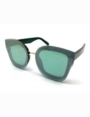Square Shield Sunglasses
