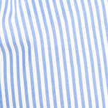 Blue + White Stripe