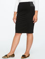 Miracle Flawless Pencil Skirt Black
