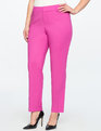 Kady Fit Double-Weave Pant Raspberry Mousse