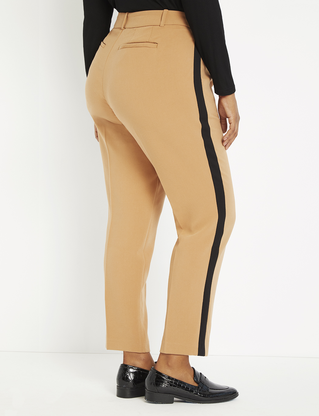 Slim Trouser With Side Stripe