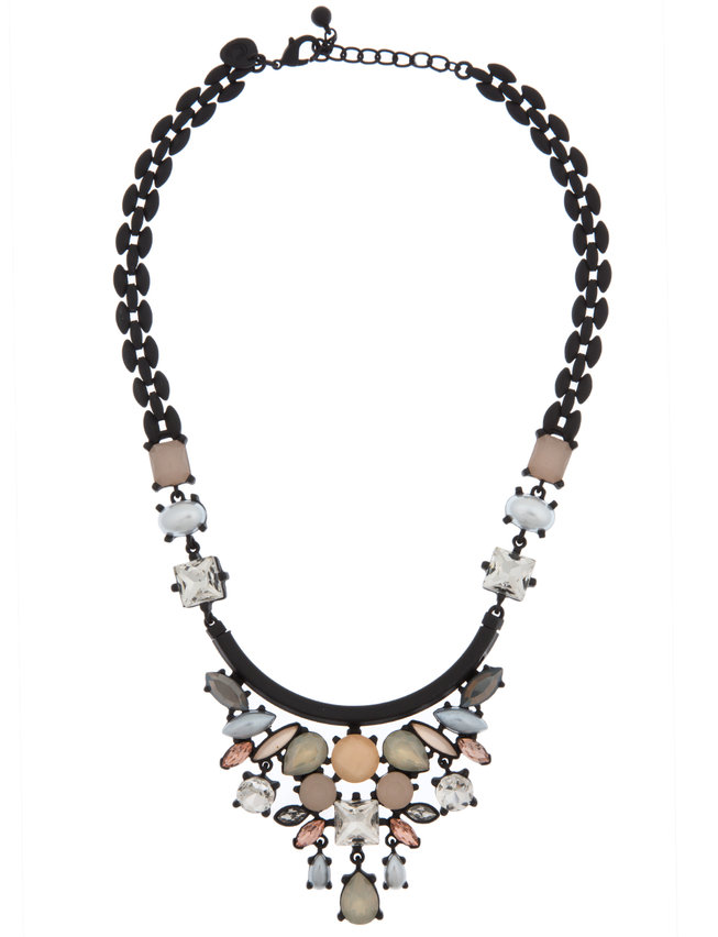Crystal Collar Necklace | Women's Plus Size Jewelry